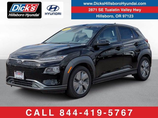 2021 Hyundai Kona Electric Limited FWD