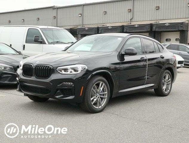 2021 BMW X4 M40i AWD