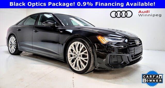 2019 Audi A6 3.0T quattro Prestige Sedan AWD