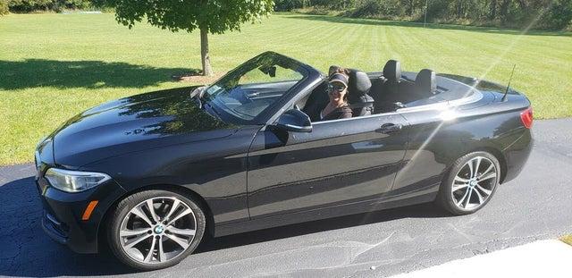 2015 BMW 2 Series 228i xDrive Convertible AWD