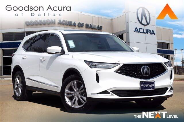 2022 Acura MDX FWD