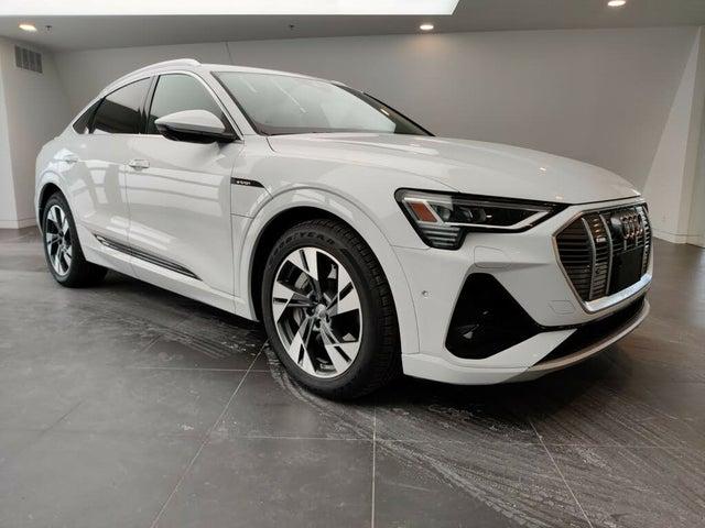 2021 Audi e-tron Progressiv quattro Sportback AWD