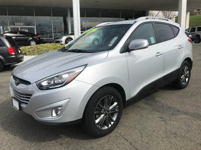2014 Hyundai Tucson SE FWD