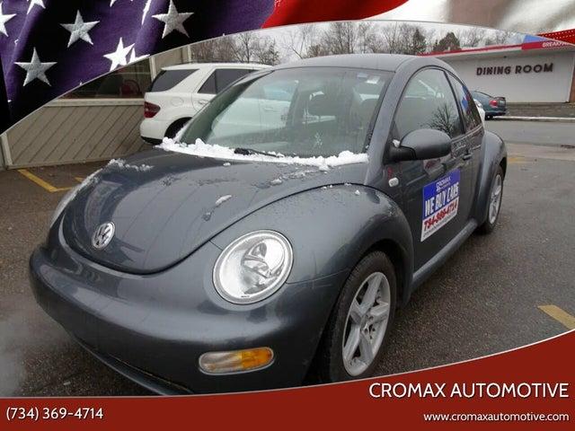 2003 Volkswagen Beetle GL 2.0L