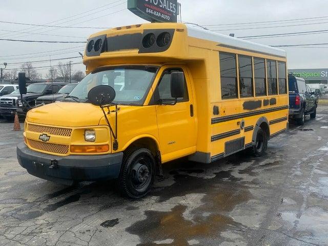 2009 Chevrolet Express 3500 LT RWD
