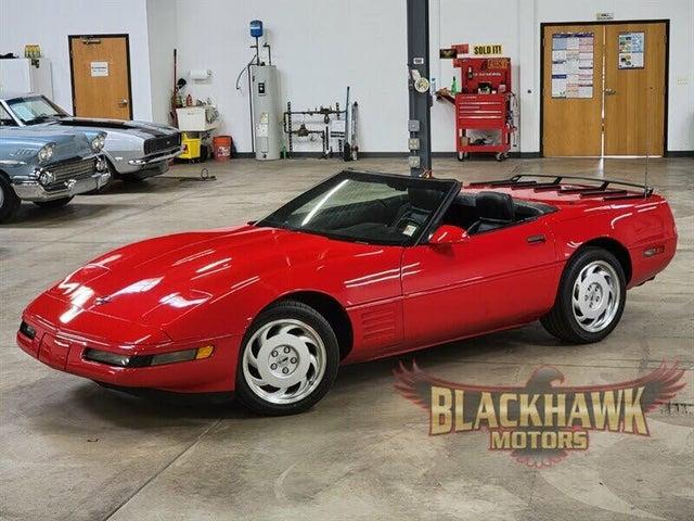 1992 Chevrolet Corvette Convertible RWD