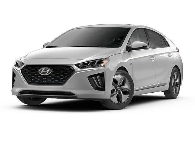 2021 Hyundai Ioniq Hybrid SEL FWD