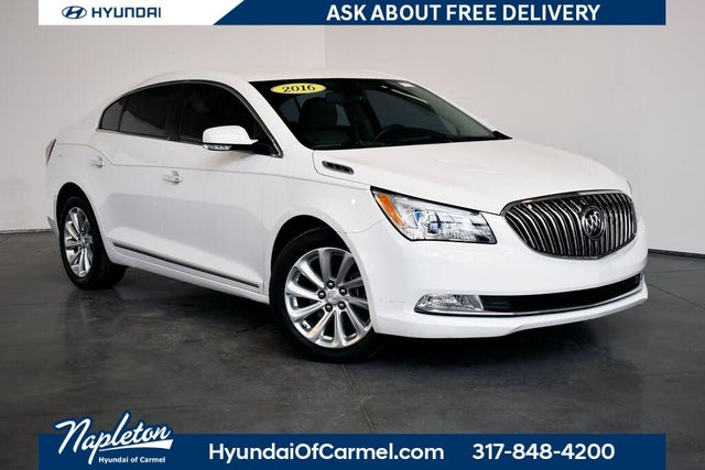 2016 Buick LaCrosse Leather FWD