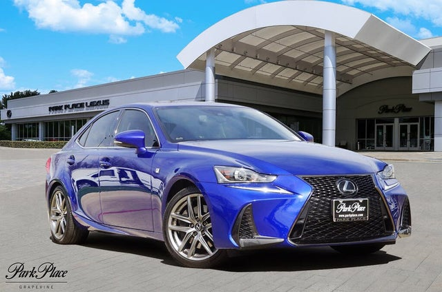 2020 Lexus IS 350 RWD