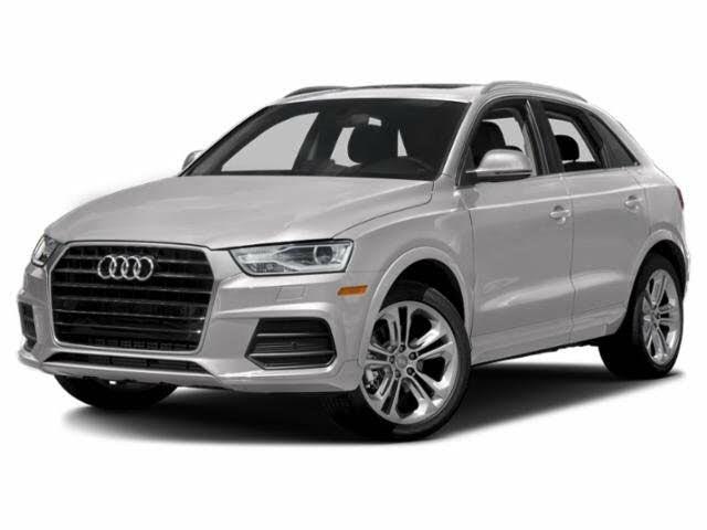 2018 Audi Q3 2.0T Premium Plus FWD