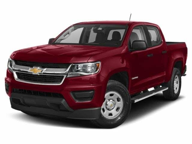 2019 Chevrolet Colorado LT Crew Cab 4WD