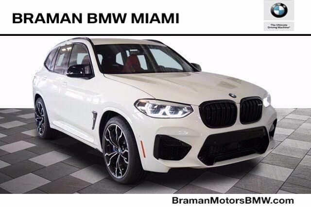 New Bmw X3 M For Sale In Miami Fl Cargurus