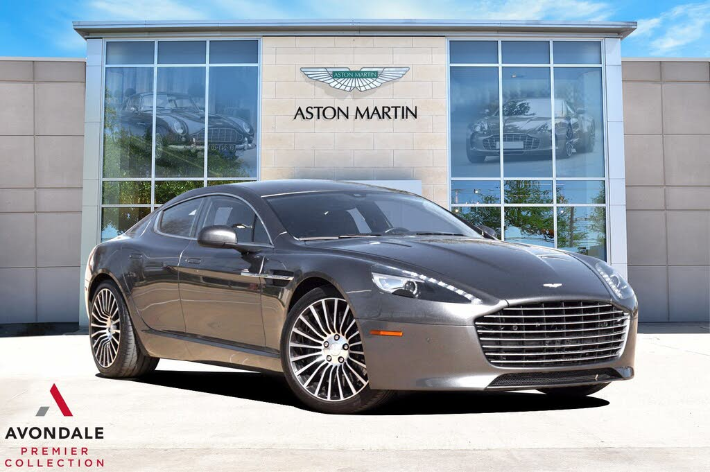Used 2016 Aston Martin Rapide For Sale Right Now Cargurus