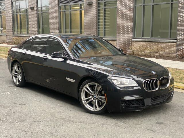 Used 2014 Bmw 7 Series For Sale With Photos Cargurus