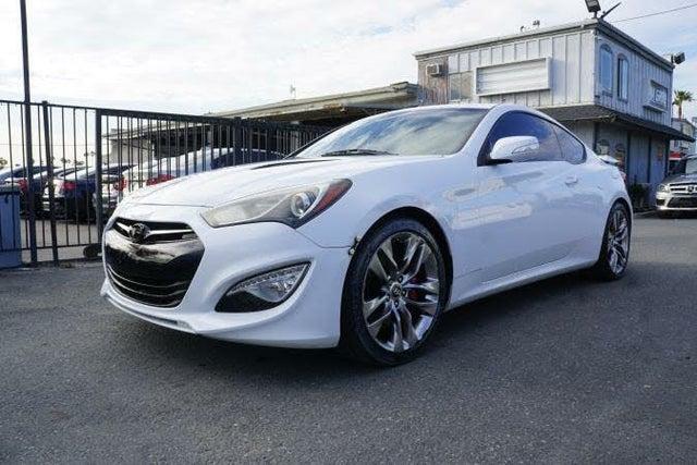 2014 Hyundai Genesis Coupe 3.8 Ultimate RWD