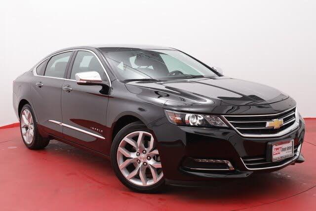 2020 Chevrolet Impala Premier FWD