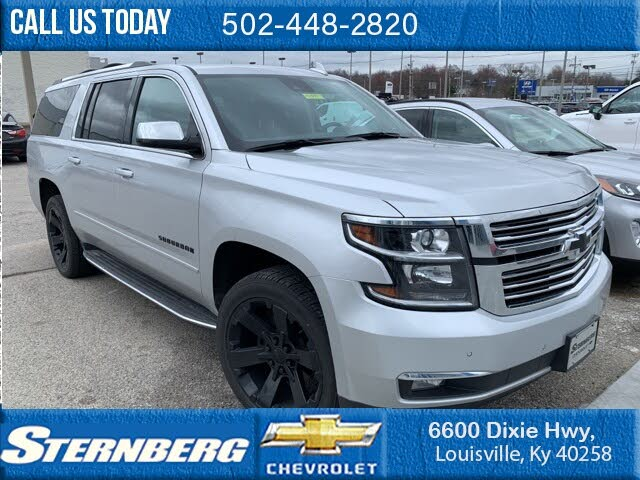 Used Chevrolet Suburban For Sale In Louisville Ky Cargurus