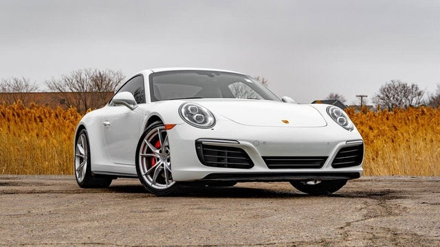 2017 Porsche 911 Carrera 4S Coupe AWD