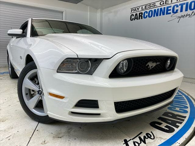 2013 Ford Mustang GT Coupe RWD