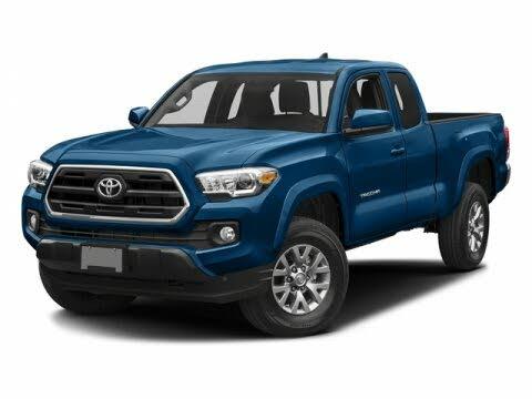 2016 Toyota Tacoma Access Cab V6 SR5 4WD
