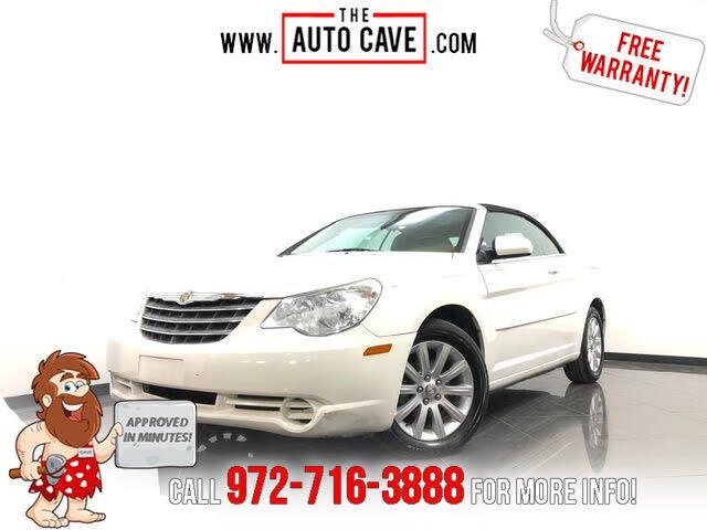 2010 Chrysler Sebring Touring Convertible FWD