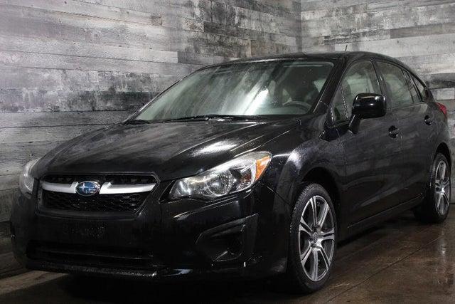 2014 Subaru Impreza 2.0i Touring Wagon