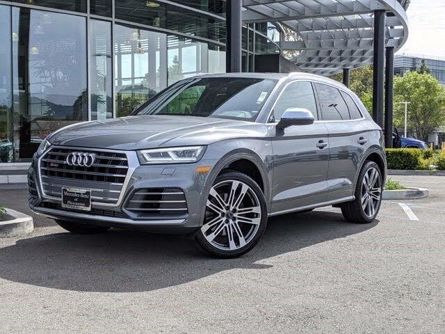 2018 Audi SQ5 3.0T quattro Premium Plus AWD