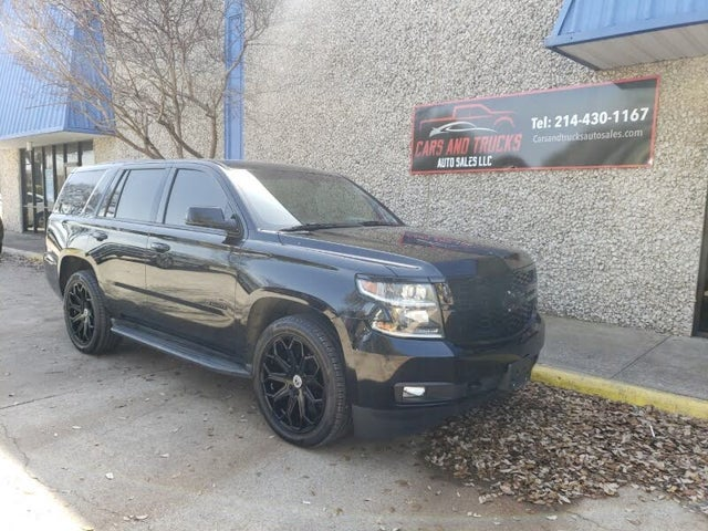 2015 Chevrolet Tahoe LS RWD