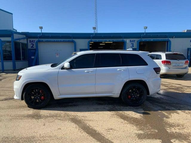 2017 Jeep Grand Cherokee SRT 4WD