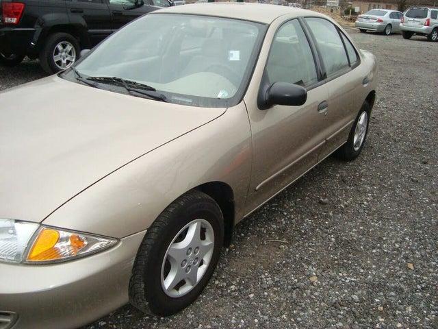 2002 Chevrolet Cavalier Sedan FWD