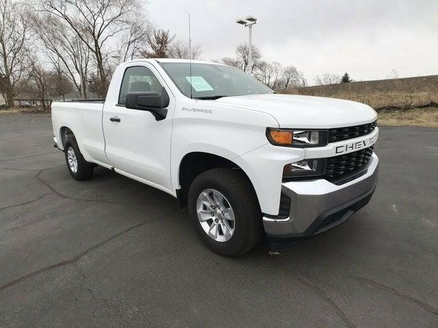 2019 Chevrolet Silverado 1500 Work Truck LB RWD