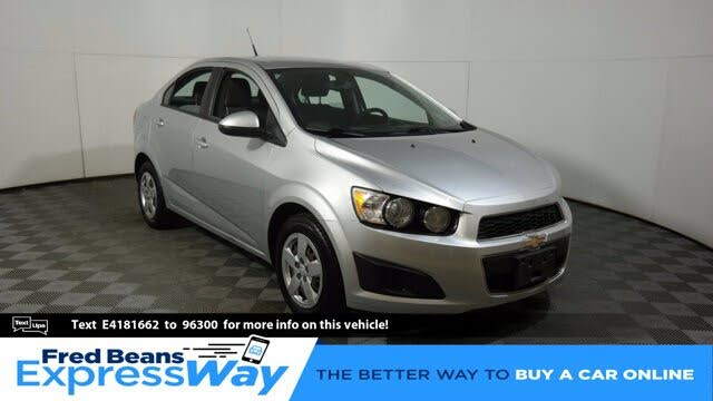 2014 Chevrolet Sonic LS Sedan FWD