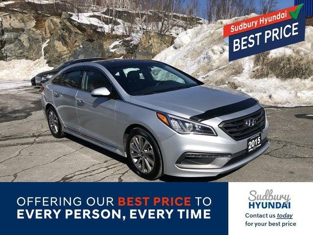 2015 Hyundai Sonata Sport Tech FWD