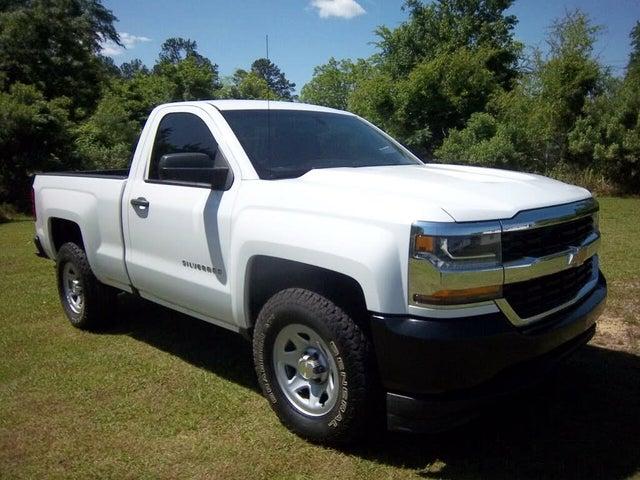 2016 Chevrolet Silverado 1500 Work Truck 4WD