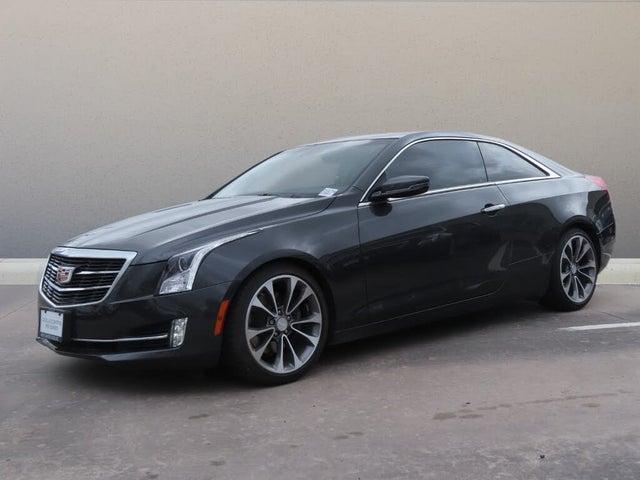 2016 Cadillac ATS Coupe 3.6L Premium RWD