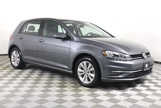 2019 Volkswagen Golf 1.4T SE 4-Door FWD