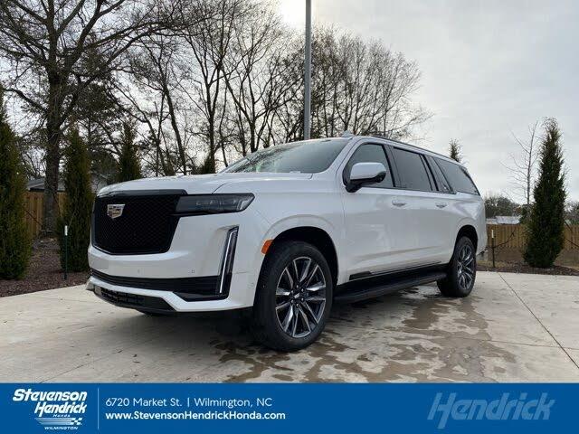 2021 Cadillac Escalade ESV Sport AWD