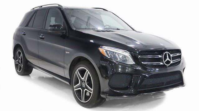 2017 Mercedes-Benz GLE-Class GLE AMG 43 4MATIC