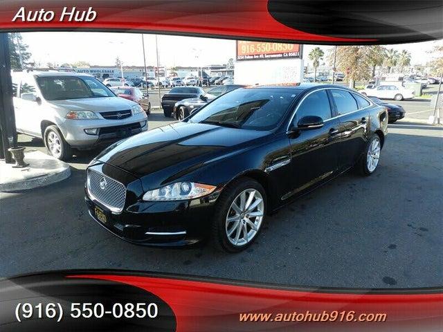 2011 Jaguar XJ-Series XJ Base RWD