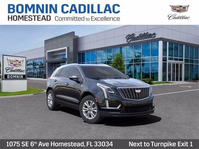 2021 Cadillac XT5 Luxury FWD