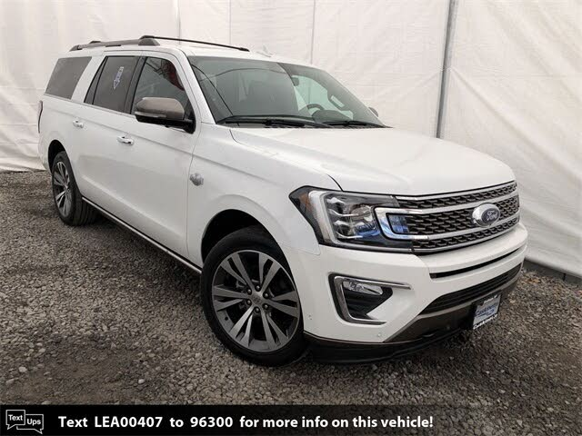 2020 Ford Expedition MAX King Ranch 4WD