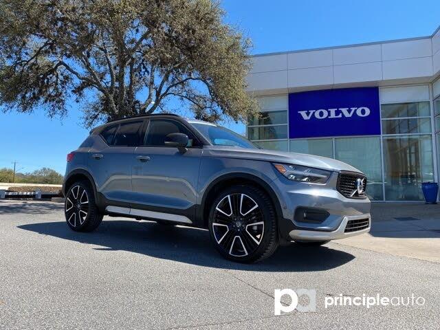 2019 Volvo XC40 T5 R-Design AWD