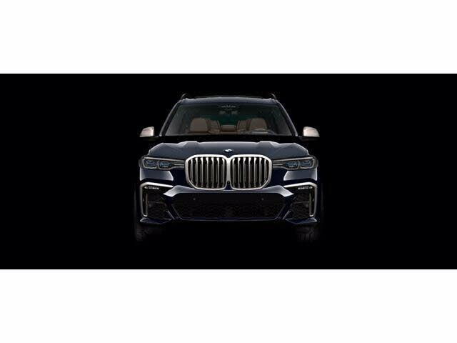 2021 BMW X7 M50i AWD