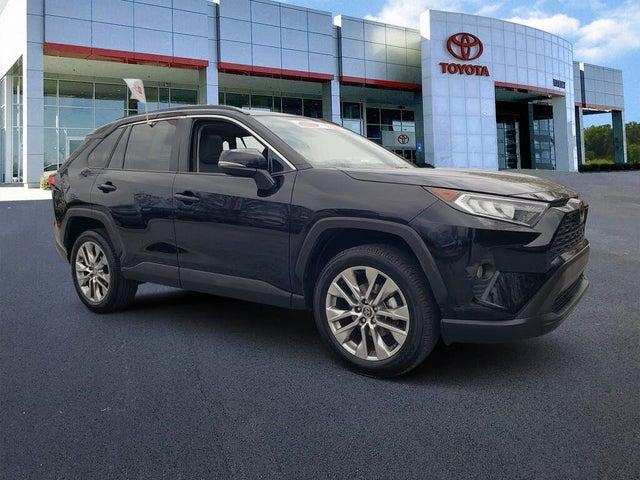 2020 Toyota RAV4 XLE Premium FWD
