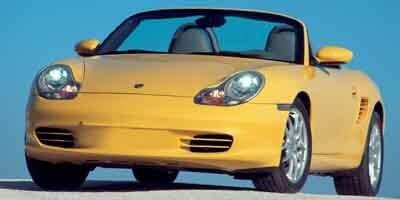 2003 Porsche Boxster Base