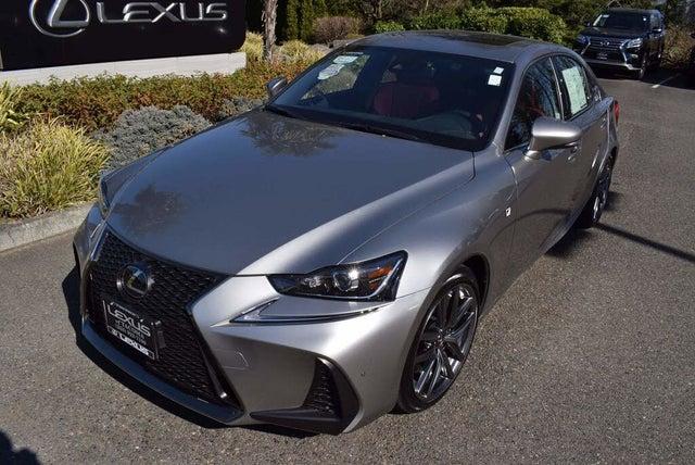2020 Lexus IS 350 AWD