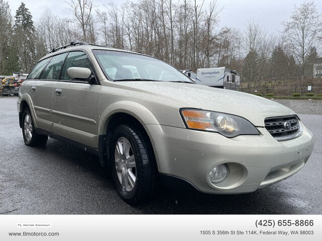 2005 Subaru Outback 2.5 i Limited Wagon