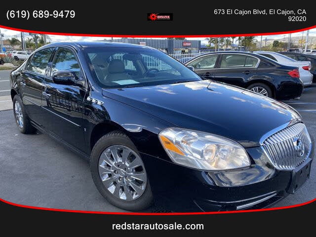 2010 Buick Lucerne CXL Special Edition FWD