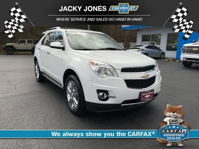 Used Chevrolet Equinox For Sale In Greenville Sc Cargurus