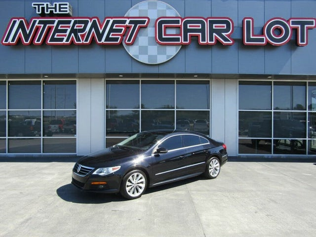 2011 Volkswagen CC VR6 Executive 4Motion AWD